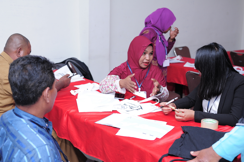 Stakeholder Meeting in Alor